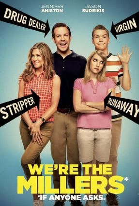 Top Comedy Films recent - We're the Millers